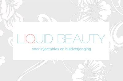 Ontwerp Logo en huisstijl Liquid Beauty