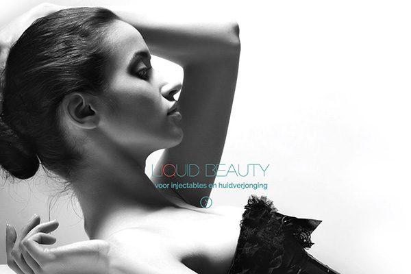 Liquid Beauty | Exclusief Webdesign door Pink Sun