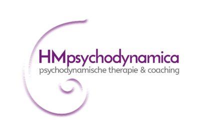 Ontwerp logo HMPsychodynamica   Pink Sun Webdesign