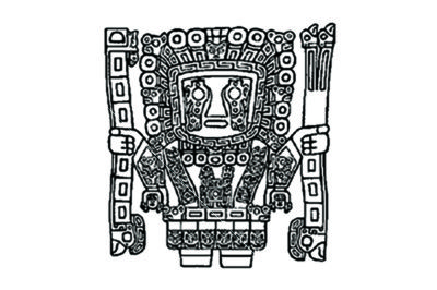 Design Logo Wiracocha